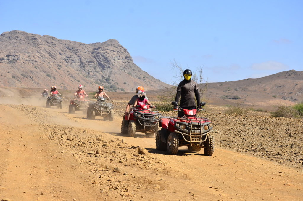 Moto Quad Excursion